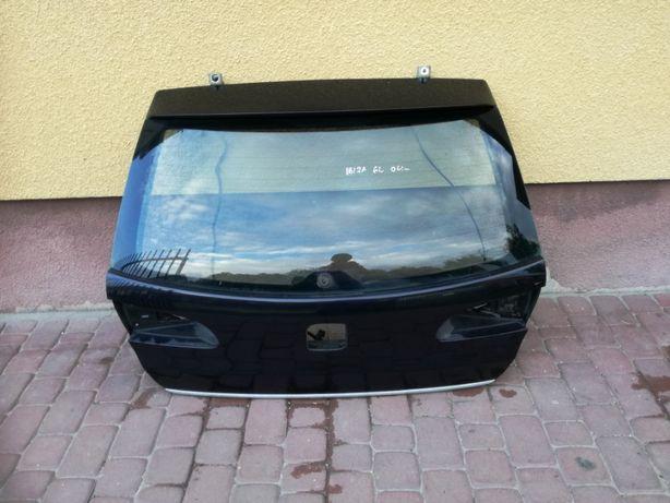 Klapa Bagażnika z Szybą Seat Ibiza 3 III 02-08 Czarna