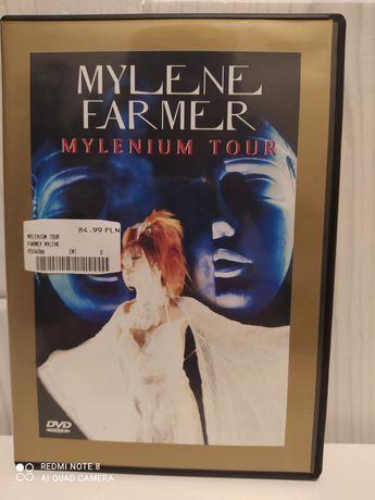 Koncert dvd Mylene Farmer Mylenium tour