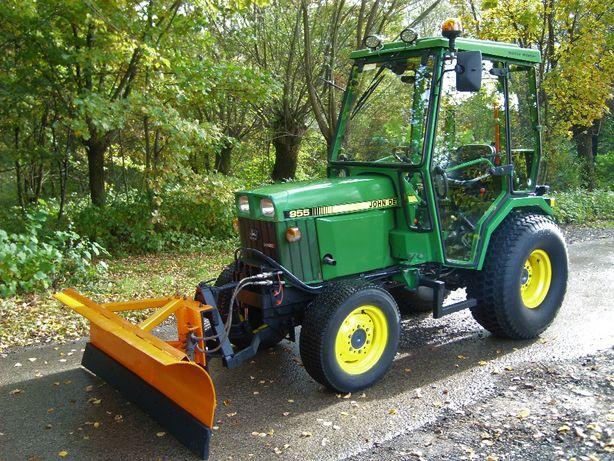 John Deere 955 4x4 33KM komunalny do odśnieżania ogrodnictwa Yanmar
