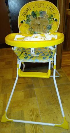Krzesełko do karmienia składane