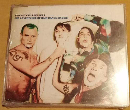 CD Red Hot Chilli Peppers - The adventures of rain dance Maggie