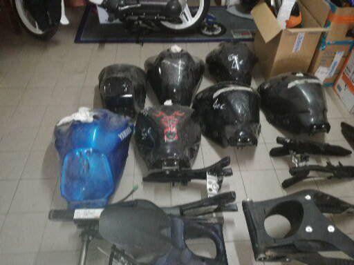 Depósitos de motos