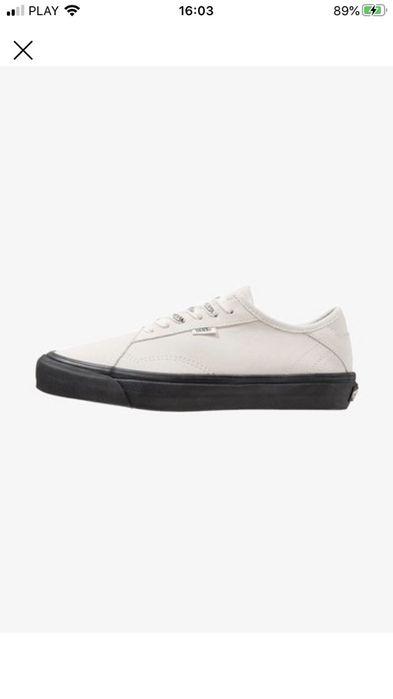 Vans buty białe beżowe Czacz - image 1