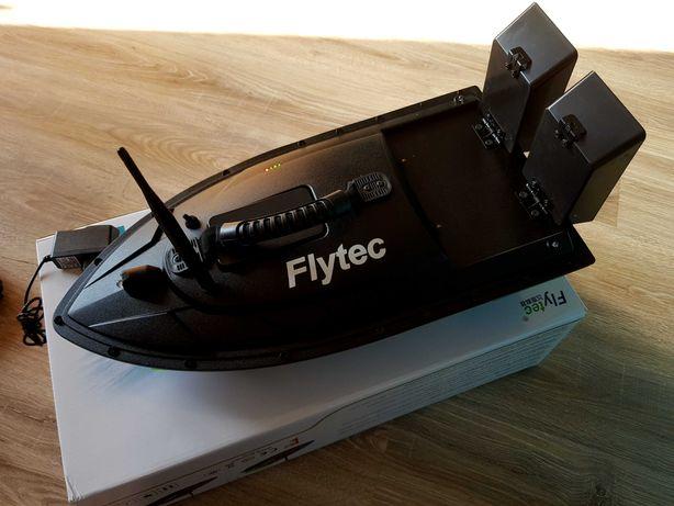 Łódka zanętowa sterowana wędkarska Flytec