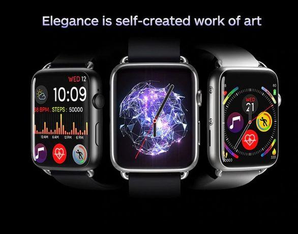 "Smartwatch Lemfo DM20 Android SIM GPS 1,88"" kamera NOWY PL 24h"