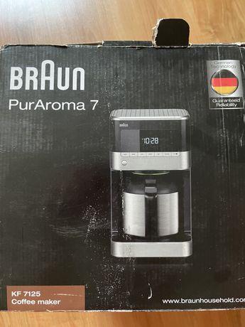 Ekspres przelewowy Braun PurAroma7 ideał