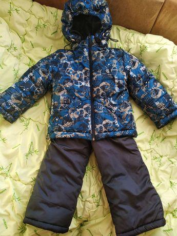 Зимний комбинезон (курточка+штаны)