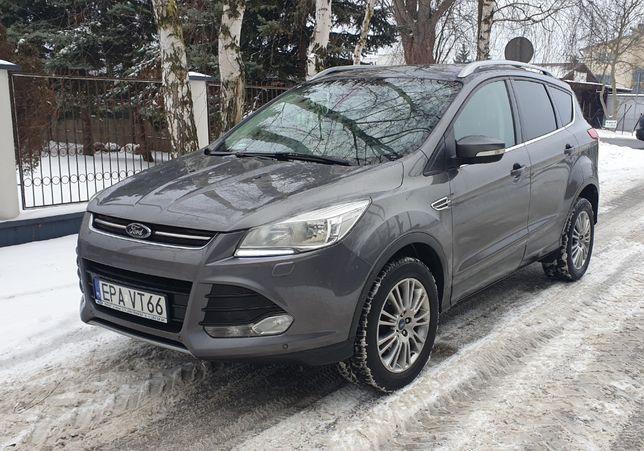 Ford Kuga 2,0TDCI 4WD TITANIUM 2014r salon Polska,Vat 23% St.BDB