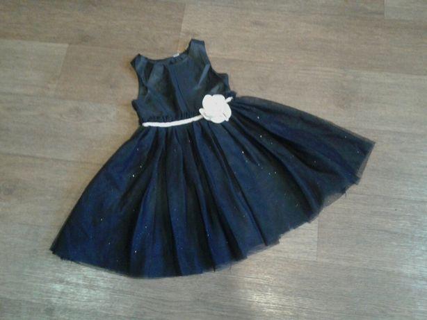 Платье нарядное H&M, 2-3 года