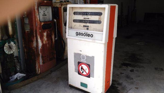 Bomba de Gasolina Antiga - SACOR