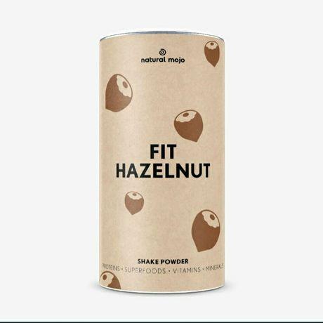 Natural Mojo Fit shake hazelnut 500g nowy