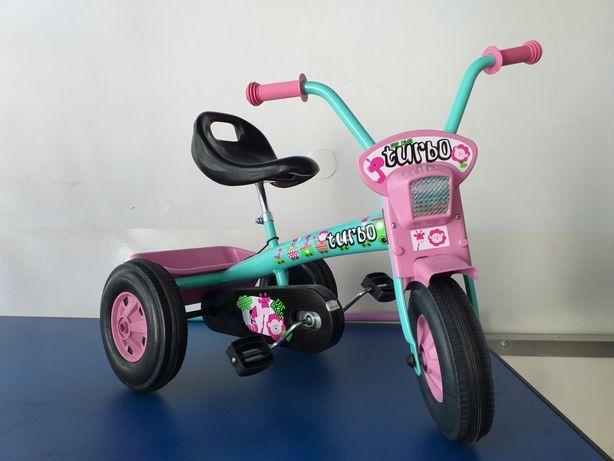 Rower trójkołowy Turbo Nowy wiek 1,5-3 lata