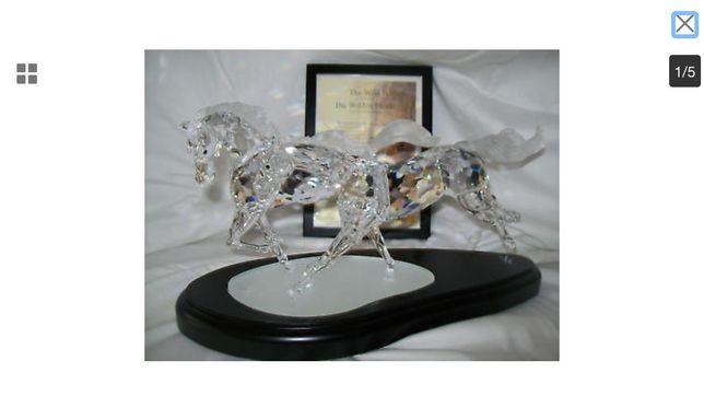 Swarovski cavalos