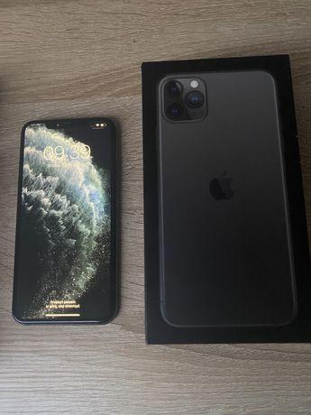 iPhone 11 Pro Max 64GB Space Grey + Ładowarka