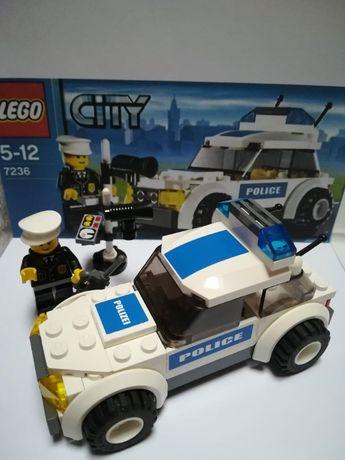 Lego CITY 7236 - Policja