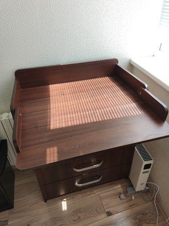 Пеленальный столик (комод пеленатор)