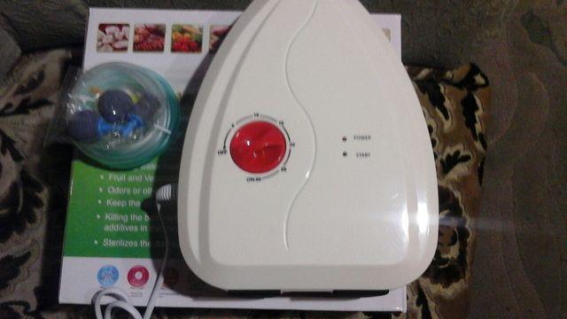 Мгогофункциональный озонатор для воздуха воды и продуктов