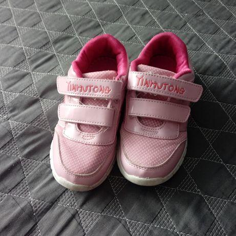 Adidaski różowe r.29