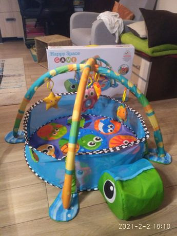 Mata edukacyjna - żółwik