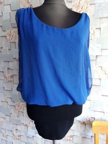 Новое женское платье. Синие платье