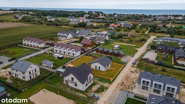 Nowoczesny dom nad morzem - SARBINOWO