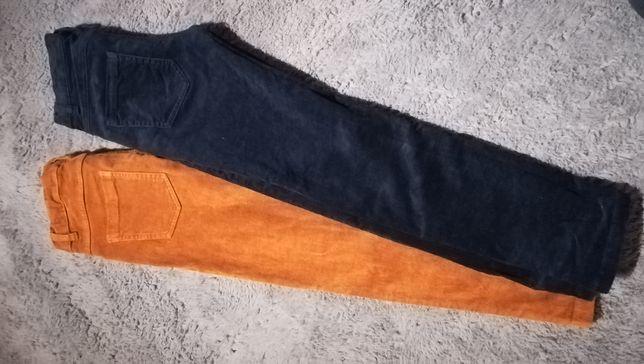 Spodnie sztruksowe dla chłopca 152 Smyk