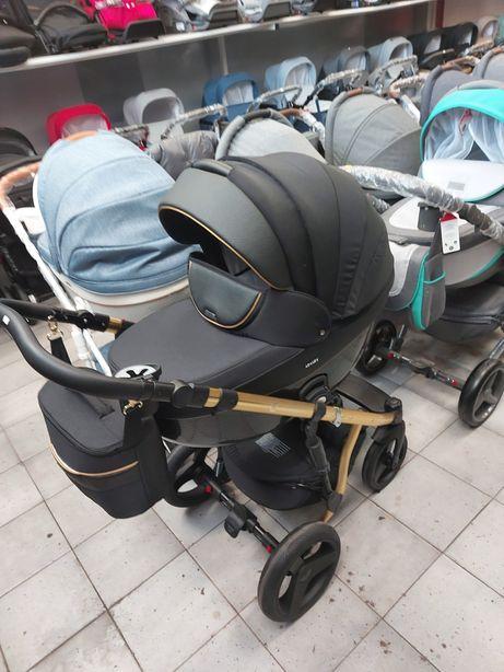 Wózek Adamex Monte Special Edition 2w1, 3w1, 4w1
