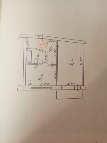 Продаётся 1 комнатная квартира в районе кургана