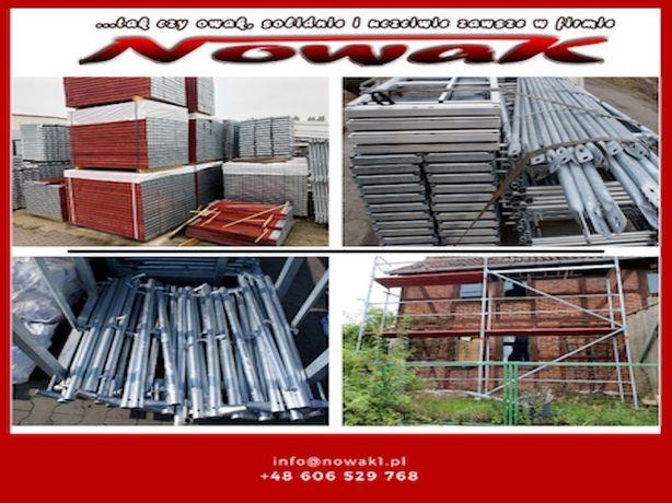 Podest drewniany 3m podesty Typ Plettac Blaty Deski NOWE