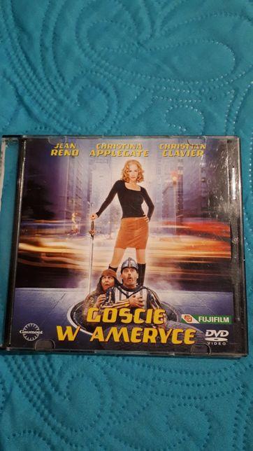 """""""GOŚCIE W AMERYCE """" film dvd"""