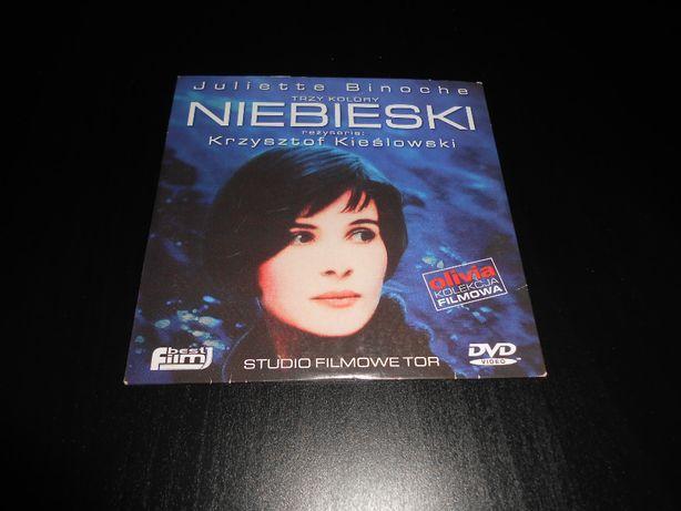 Trzy Kolory: Niebieski - Film DVD