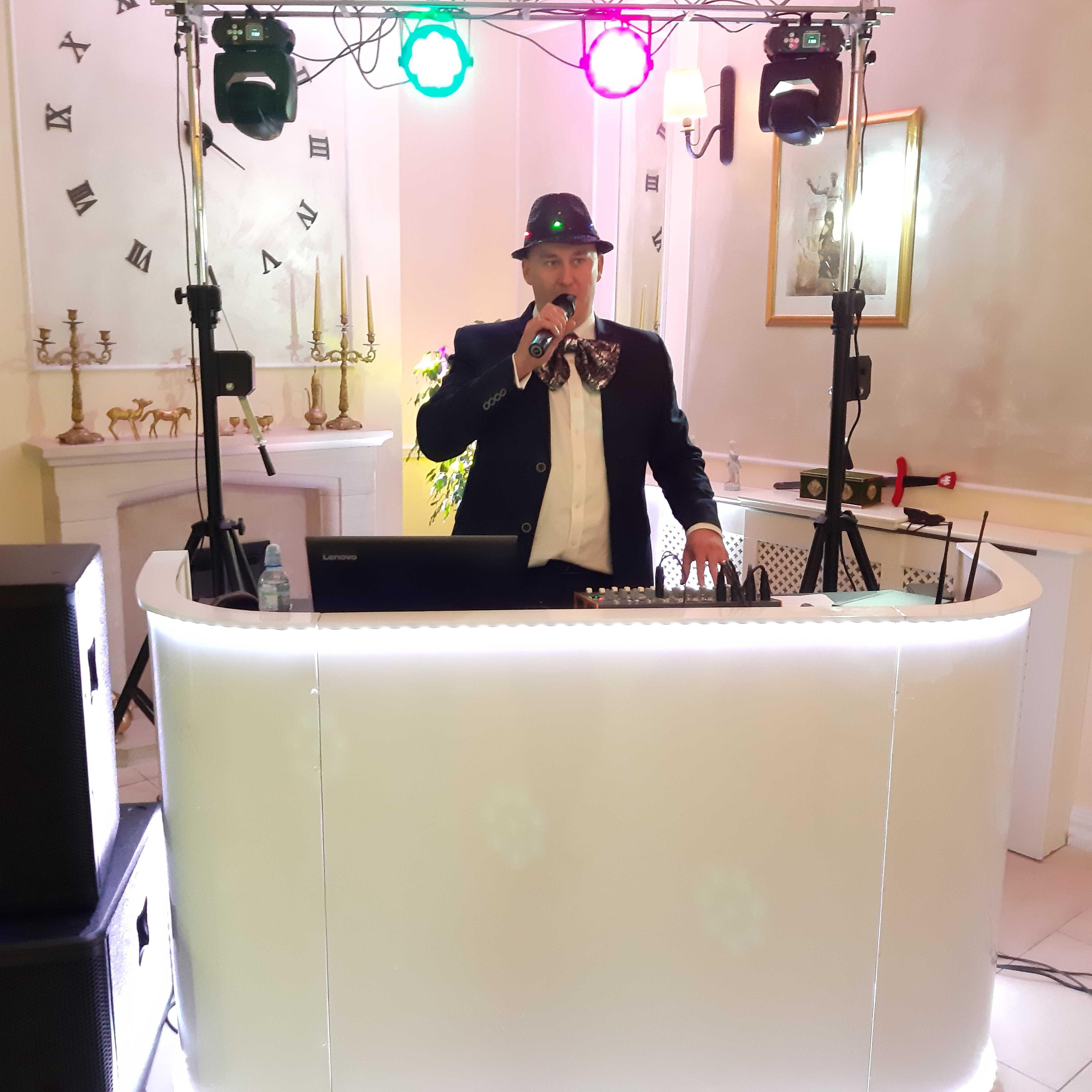 DJ WODZIREJ Wesele Imprezy okolicznościowe Dj Makris
