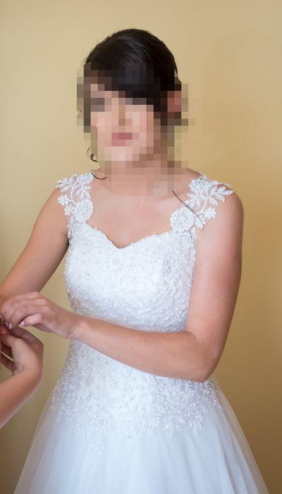 Suknia ślubna :) Sędziszów - image 1