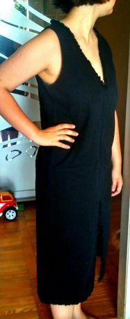 Летнее платье Zara Ttafaluc, лён