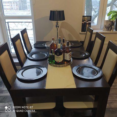 Rezerwacja Stół z 6 krzesłami