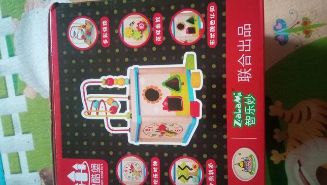 Zabawka sorter/ sorter dla dzieci