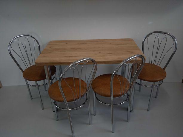 Stół kuchenny stół z krzesłami venus craft