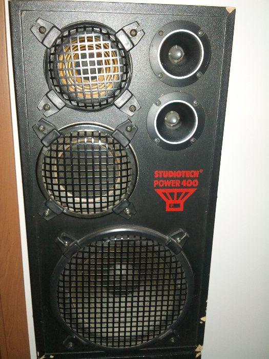 Kolumny głośniki Studiotech Power 400 2szt komplet Szczecin - image 1