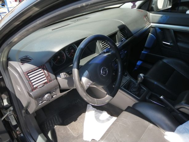 Deska konsola kokpit Air Bag Opel Vectra C Signum przed lift