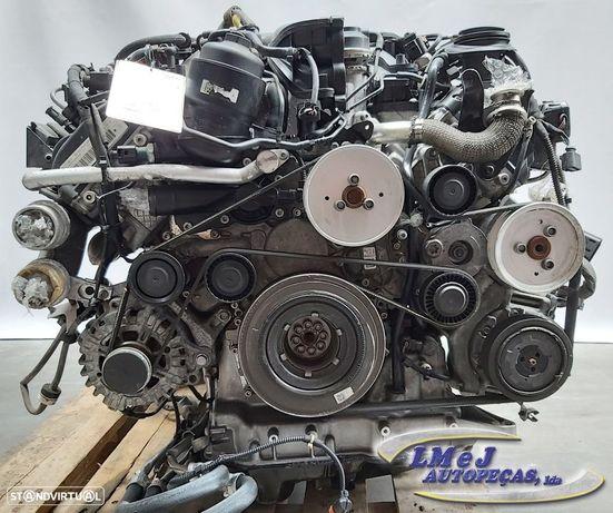 Motor Porsche Panamera 3.0tdi V6 de 2011 124.086 km Semi-Novo REF. CRC