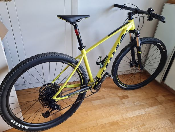 Bicicleta Scott Scale 980 Yellow - com Garantia
