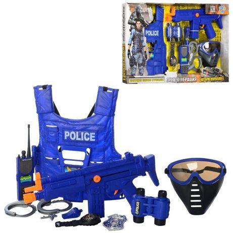 Детский набор полицейского,набор полицейский БОЛЬШОЙ