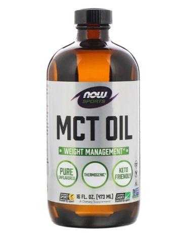 Спортивная добавка MCT масло(США), среднецепочечные триглицериды мст