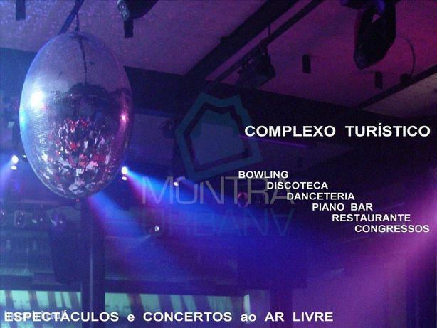 Complexo Turístico - Discoteca, Bowling, Festivais, Concertos, Restaur