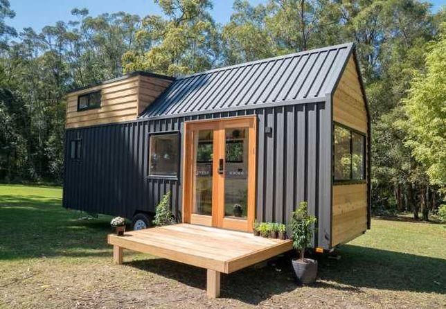 Casa modular pré-fabricado móvel - MOBILE HOME - T1