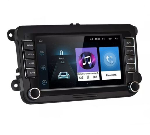 "Radio 7"" Android 2DIN GW.12MSC VW Seat Skoda Passat Golf OctaviaSuperb"