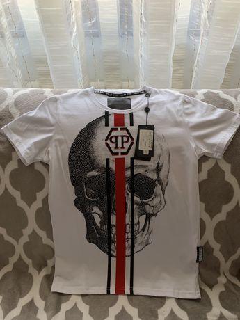 Koszulka Philip Plein rozmiar M nowa
