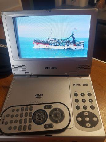 Odtwarzacz DVD MP3 Philips
