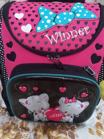 Школьный рюкзак ранец Winner для  начальной школы
