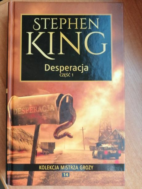 Desperacja cz.1, Stephen King